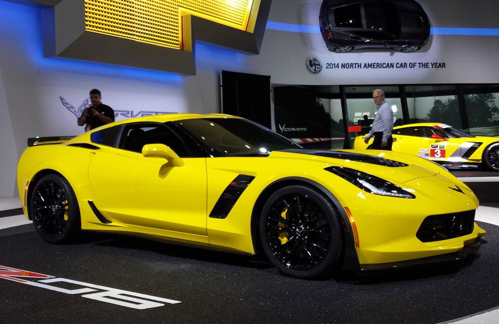2015 C7 Corvettes